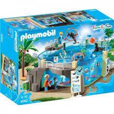 Playmobil Family Fun - Aquario com Golfinhos
