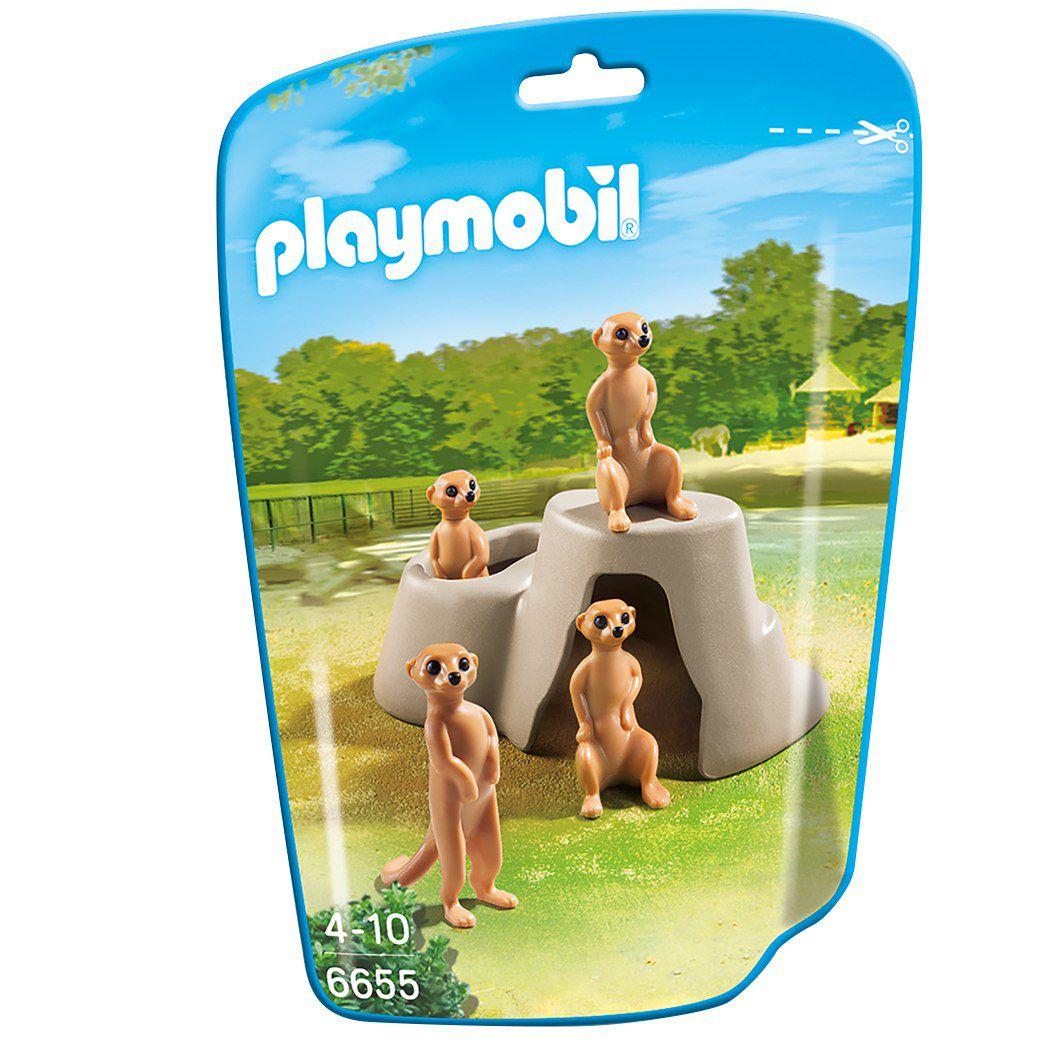 Playmobil Family Fun - Família Lemures