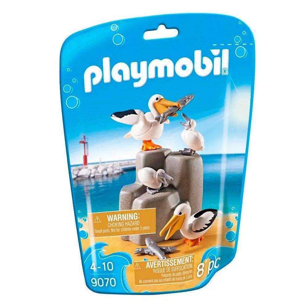 Playmobil Family Fun - Família Pelicano