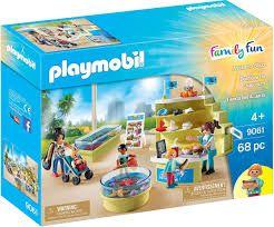 Playmobil Family Fun - Loja Animais marinhos