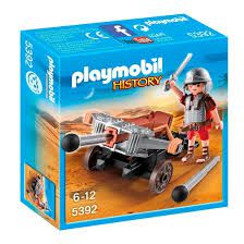 Playmobil History - Soldado Romano com Besta