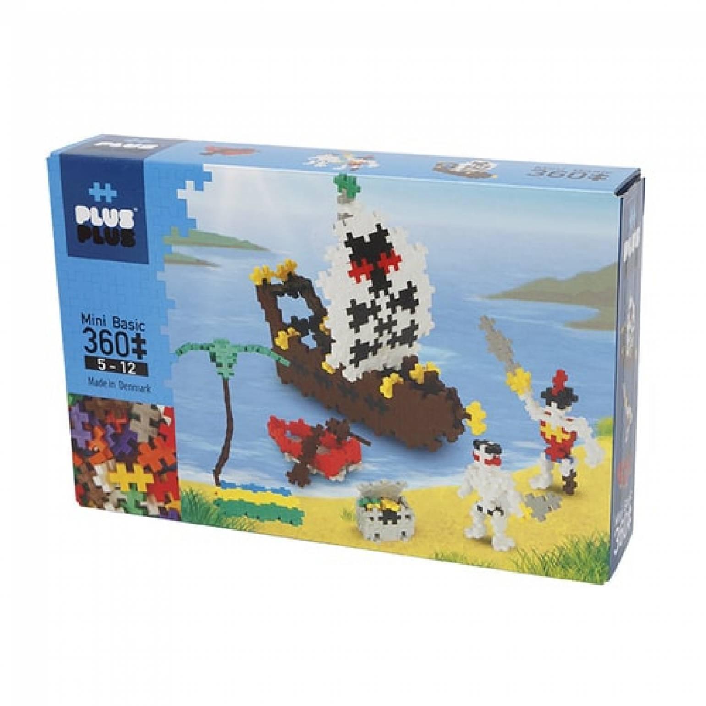 Plus-Plus Mini -  360 peças Pirates