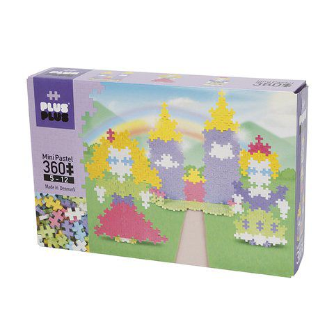 Plus-Plus Mini -  360 peças Castle