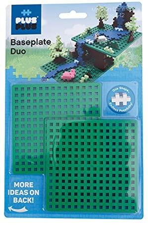 Plus-Plus Mini -  Base para Montagens