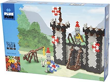 Plus-Plus Mini - Super kit  760 peças  - Castelo Medieval