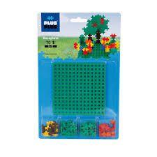 Plus-Plus Mini - Kit Iniciante (peças + base)