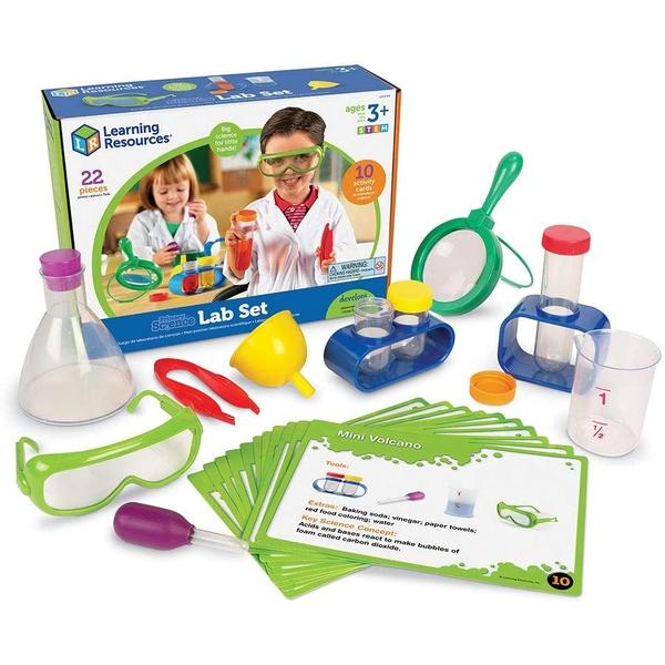 Ptimeiro Kit Laboratório - Learning Resources