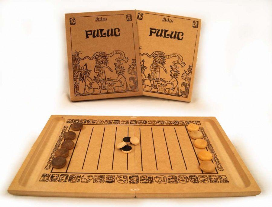 Puluc - Enciclopédia dos Jogos