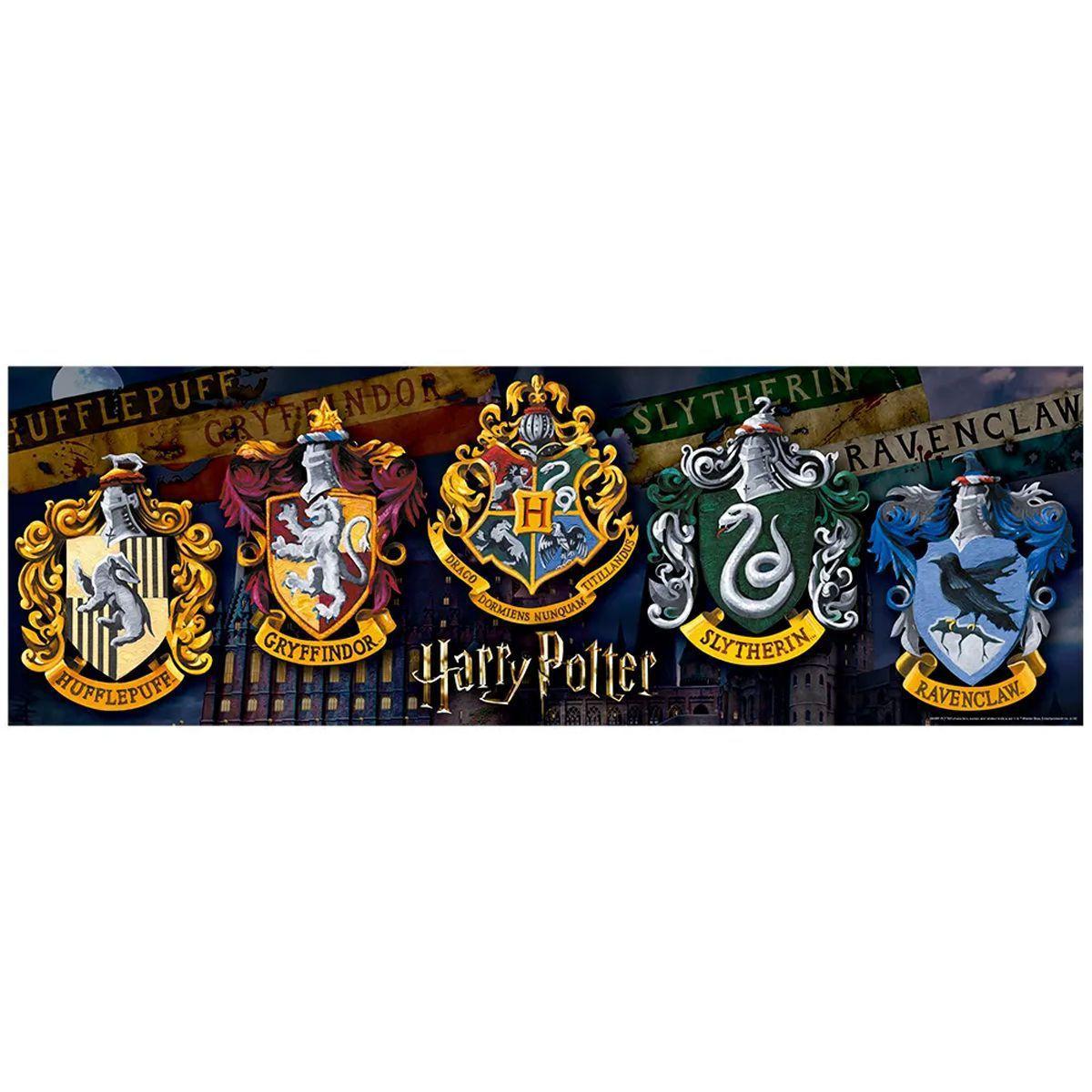 Quebra cabeça Harry Potter Panorama  - 350 peças