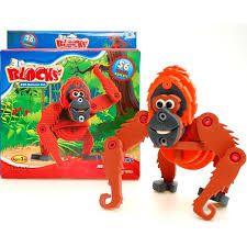 Quebra Cabeças 3D - Orangotango