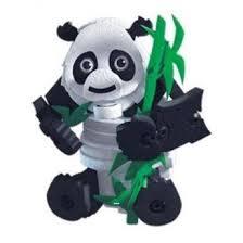 Quebra cabeças 3D - Panda