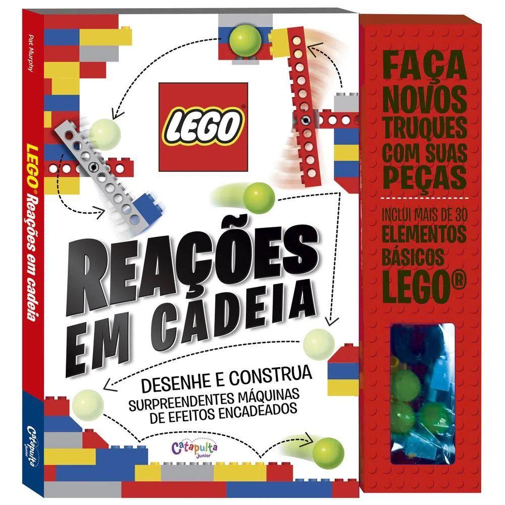 Reações em Cadeia - Lego