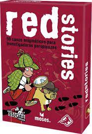 Red Stories- 50 mistérios para investigar
