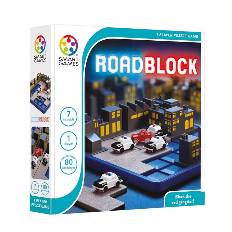 RoadBlock  - Smart games