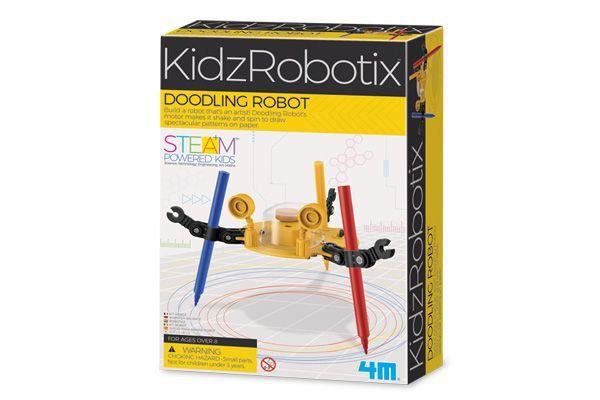 Robô Art - Robô Desenhista - 4M
