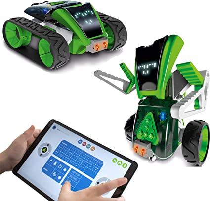 Robô Xtrem Mazzy Bots - Monte e programe seu robô