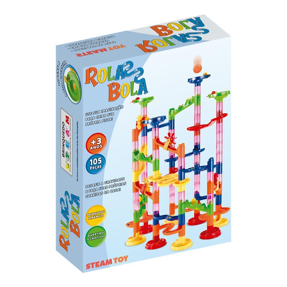 Rola Bola - 105 peças