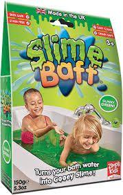 Slime Baff - Brincando com Gosma (geleia sensorial) - até 40 litros