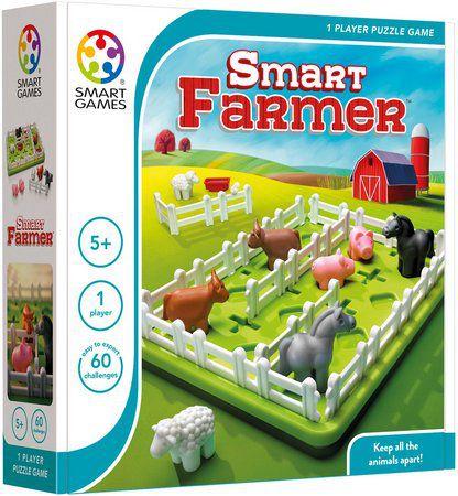 Smart Farmer - Jogos de Logica para Pequenos