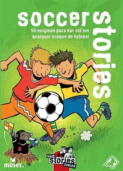 Soccer Stories-  Enigmas e Misterios do Futebol