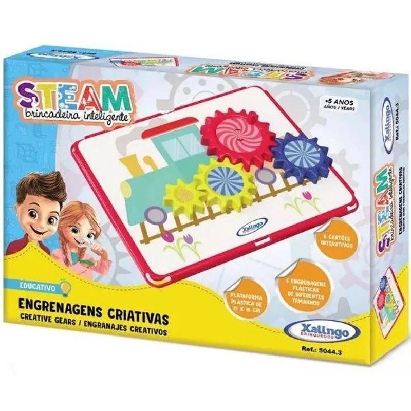 STEAM - Engrenagens Criativas