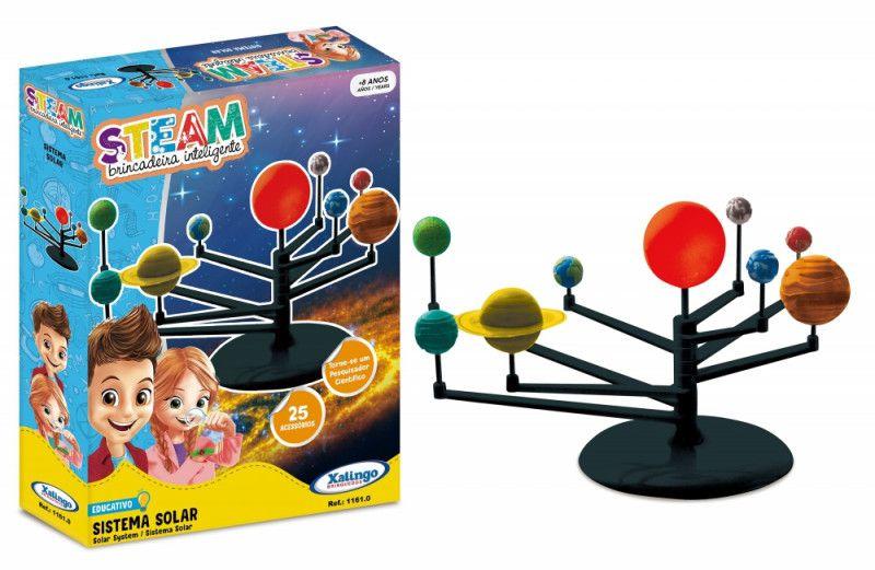 STEAM - Sistema Solar