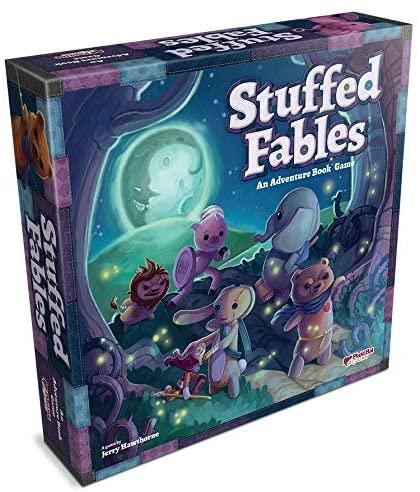 Stuffed Fables - Livro de Aventuras