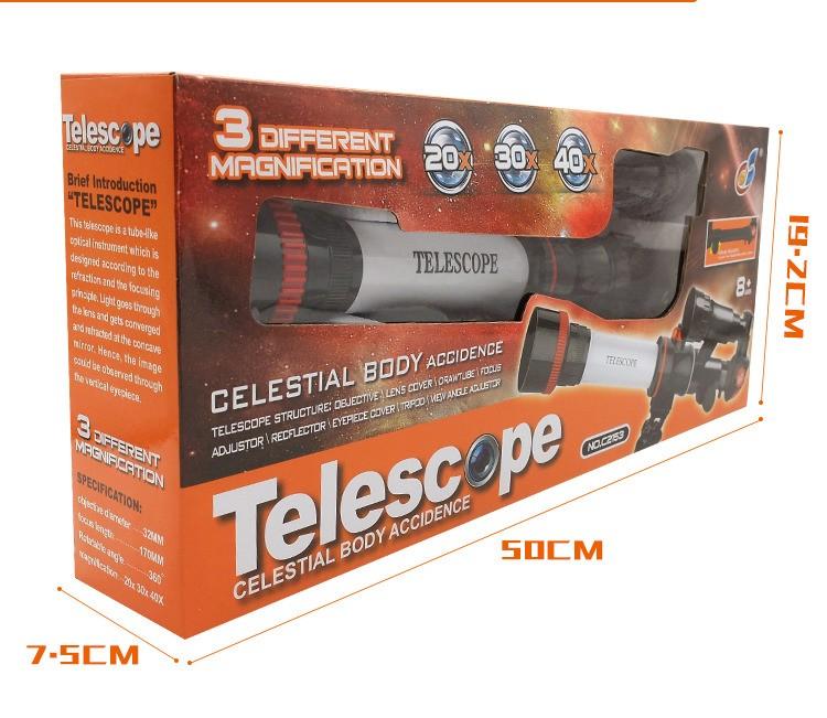 Telescópio Infantil