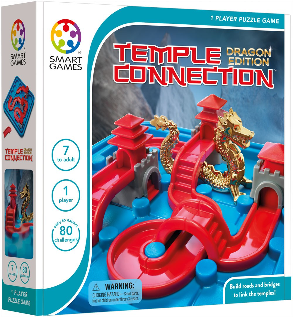 Temple Connection - Dragon Edition