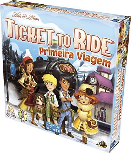 Ticket to Ride : Primeira Viagem