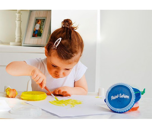 Tinta para pintar Pote 2 em 1 - Play Doh