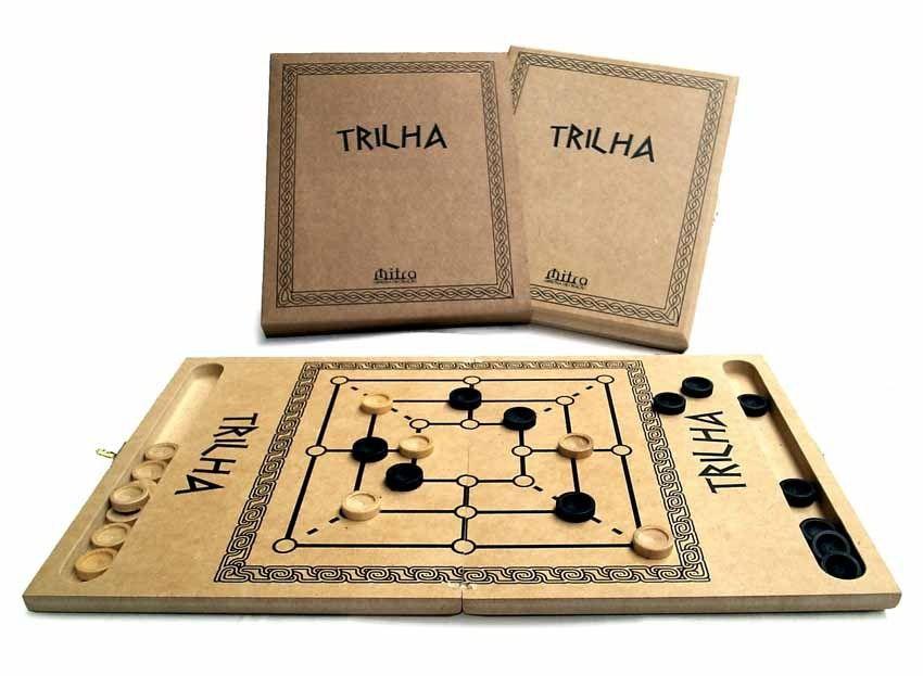 Trilha - Enciclopédia dos Jogos
