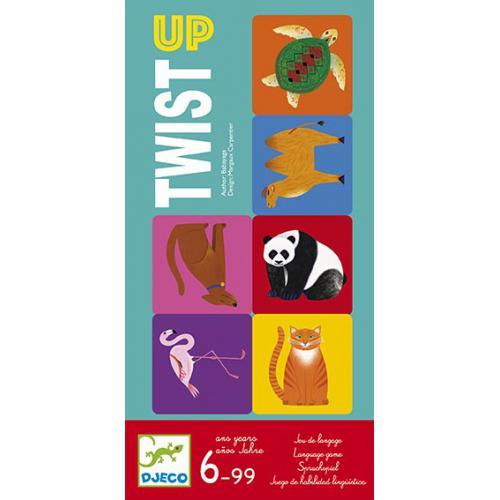Twist Up - Jogo da Linguagem Djeco