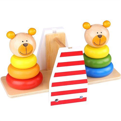 Ursinhos do Equilíbrio - Tooky Toy