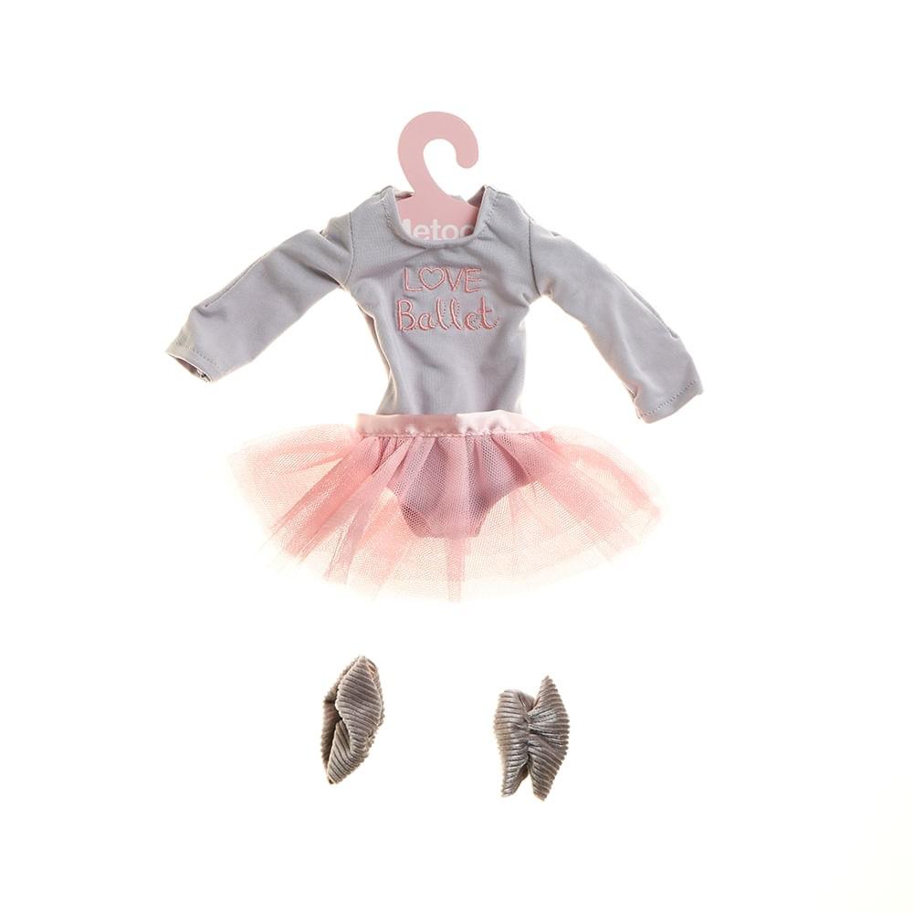 Vestido Boneca Metoo Angela Fashion - Fantasia