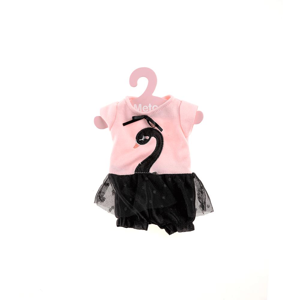 Vestido Boneca Metoo Angela Fashion - Macacão Cisne Negro