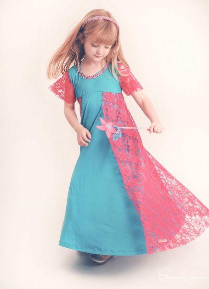 Vestido Princesa - Contos de Vestir@