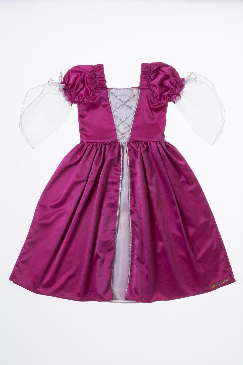 Vestido Princesa Pink (3 - 4anos)