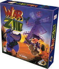 Warzoo - Jogo de Cartas