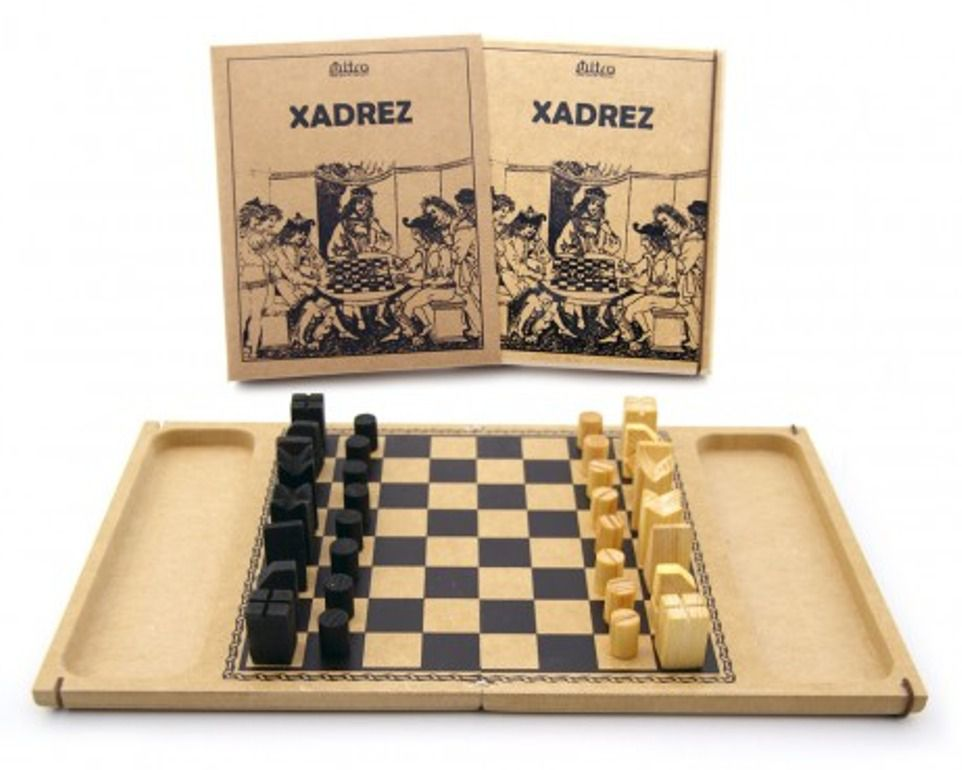 Xadrez - Enciclopédia dos Jogos