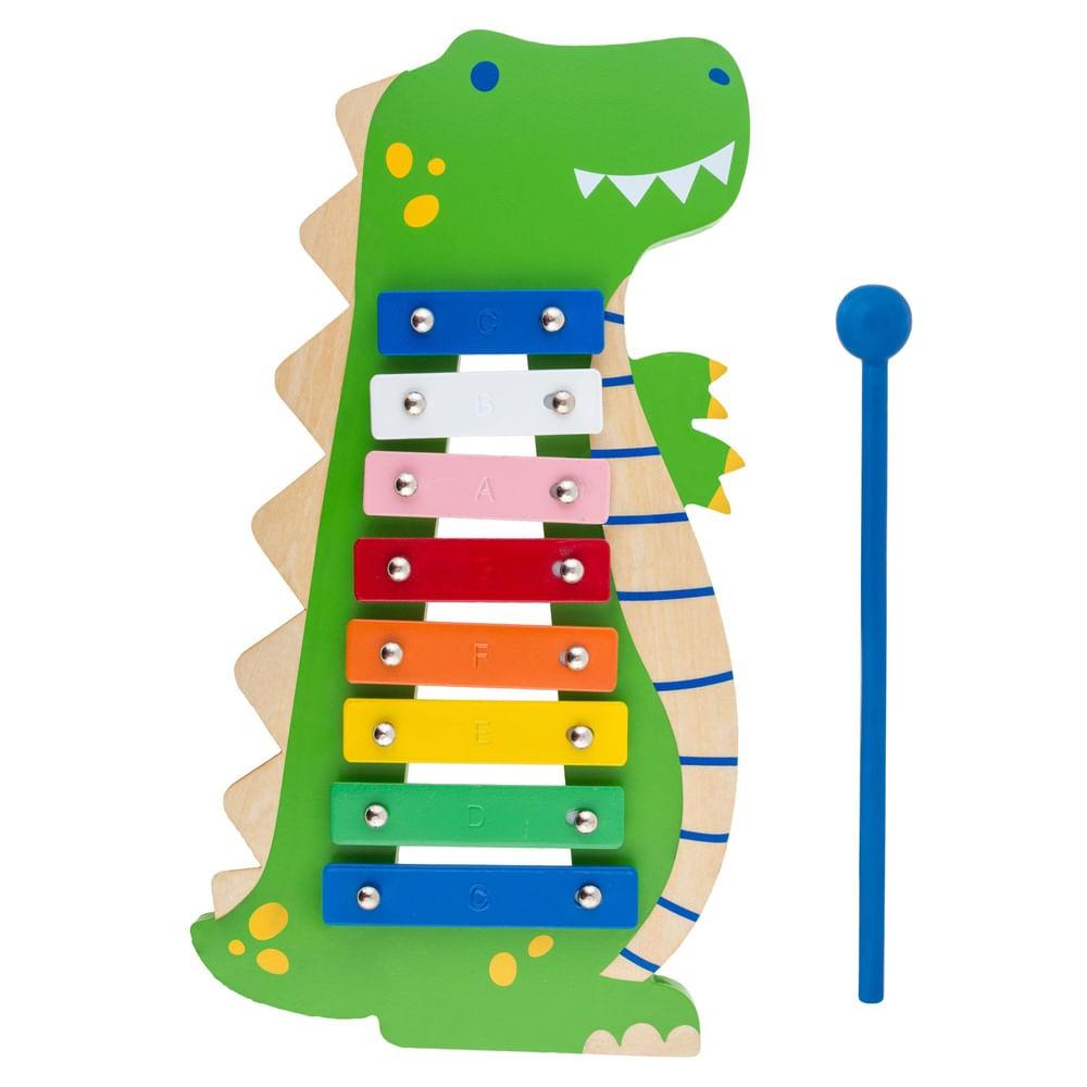 Xilofone Dino