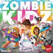 Zombie Kids: Evolução
