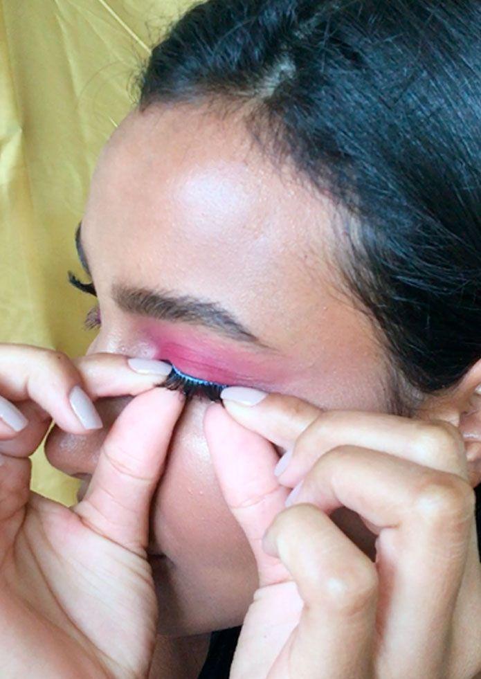 Cílios Postiços Eyelashes - Aparência Natural