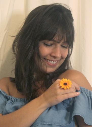 Anel Girassol