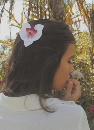 Presilha Orquídea do Campo