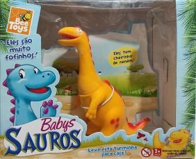 BABYS SAUROS 0410 BEE TOYS