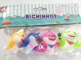 BICHINHOS DIVERTIDOS BABY SHARK BAR-1575-5 BARCELONA