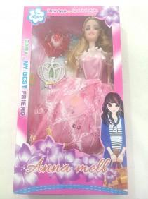 BONECA ANNA MELL 3015