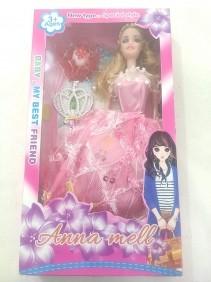 BONECA ANNA MELL 3016