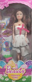 Boneca Beauty Lovely Girl 050